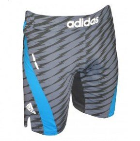 Adidas-Patterned-Grey-MMA-Shorts